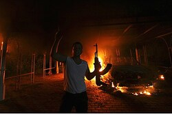 Sept 11 attack on US consulate in Benghazi