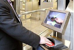 Biometric database in action