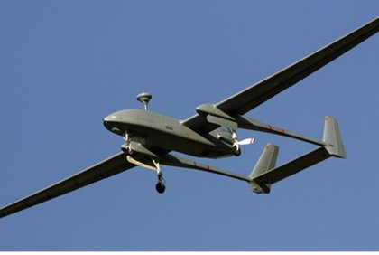 Unmanned drone (file)